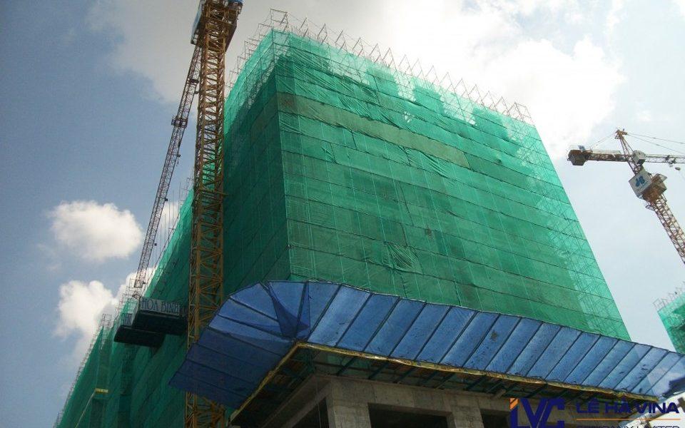 Giá lưới an toàn công trình, Lưới an toàn xây dựng, Lê Hà Vina, Lưới an toàn Việt Nam, Lưới an toàn Hàn Quốc, Giá lưới công trình xây dựng, Lưới