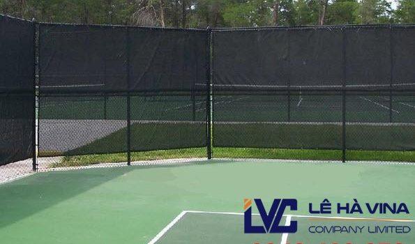 Lưới sân tennis, Lưới sân bóng, Lê Hà Vina, Lưới quây sân bóng, Lưới chắn gió