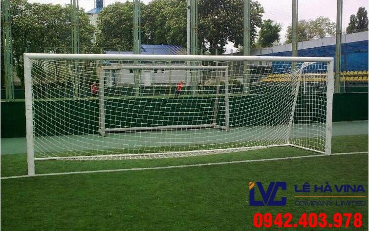 Lưới khung thành bóng đá mini, Lê Hà Vina, Lưới sợi nhựa, Lưới khung thành, Lưới khung thành bóng đá, Sân bóng đá nhân tạo