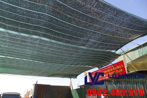 Lưới che nắng Thái Lan, Lê Hà Vina, Bán lưới che nắng Thái Lan, Giá lưới che nắng Thái Lan, Lưới che côn trùng, Lưới che nắng mái tôn, Lưới che bãi giữ xe