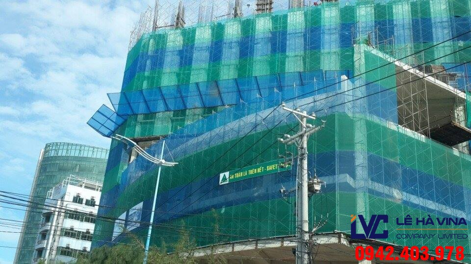 Lưới chống bụi trong xây dựng, Lưới chống bụi, Lê Hà Vina, Lưới chống bụi công trình xây dựng, Lưới, Công ty Lê Hà Vina