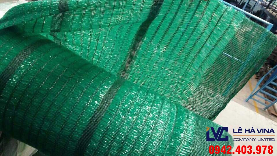 Lưới che nắng Thái Lan, Mua lưới che nắng Thái Lan, Lê Hà Vina, Tấm lưới chống nóng, Lưới đen Thái Lan