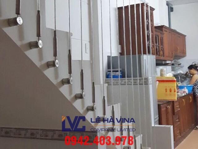 Cáp tăng đơ cầu thang, Cáp tăng đơ, tăng đơ, Cấu tạo của Cáp tăng đơ cầu thang, Ưu điểm của cáp tăng đơ cầu thang, cáp làm cầu thang, Cấu tạo của cáp tăng đơ, cáp cầu thang, dây cáp bọc nhựa