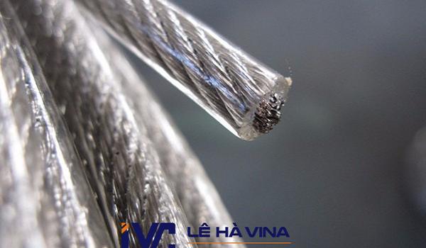 Cáp thép bọc nhựa, Cáp thép, Đặc điểm cáp bọc nhựa Hà Nội, Ứng dụng của dây cáp bọc nhựa, Những lưu ý khi sử dụng cáp thép bọc nhựa, Mua cáp bọc nhựa Hà Nội, Lê Hà Vina