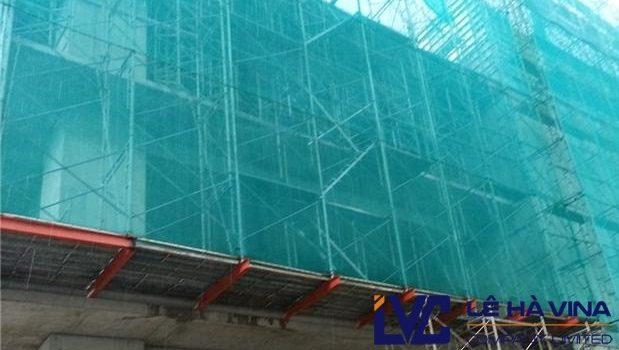 Lưới che giàn Đài Loan, Lê Hà Vina, Giá lưới che giàn giáo Đài Loan, Lưới che giàn, Lưới xây dựng