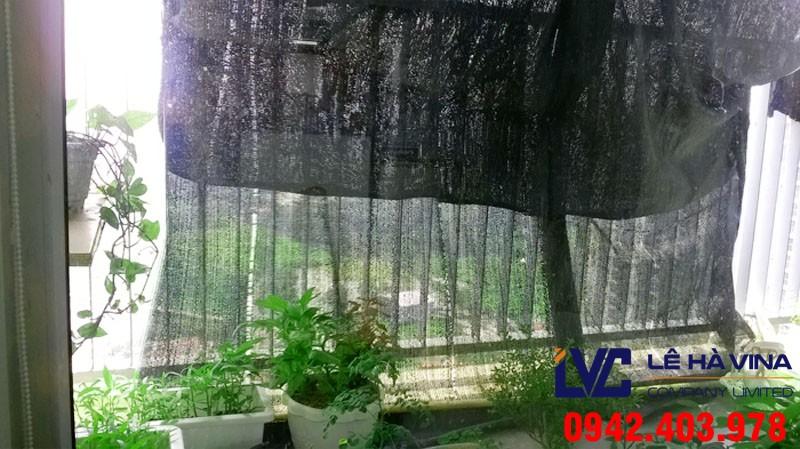 Lưới đen chống nóng, Lưới đen, Lưới đen che nắng, Lê Hà Vina, Lưới mùng đen, Lưới đen