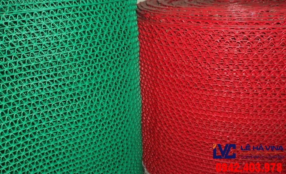 Lưới nhựa, Lưới nhựa trang trí văn phòng, Lê Hà Vina, Lưới