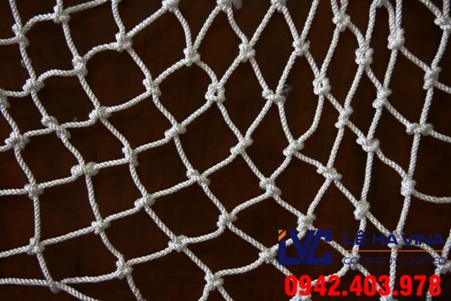 Lưới bảo hộ xây dựng, Lưới xây dựng, Lê Hà Vina, Lưới bảo hộ, Công ty Lê Hà Vina