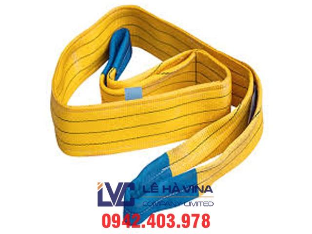 Cáp vải cẩu hàng, Cáp vải, Cáp vải dẹt, cáp vải tròn, đặc tính nổi trội của cáp vải cẩu hàng, Cáp cẩu hàng, Lê Hà Vina