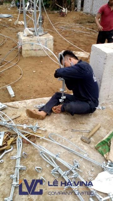 Cáp cứng, Ma ní, Tăng đơ, công ty TNHH Lê Hà Vina, mua cáp cứng viễn thông, ma ní và tăng đơ
