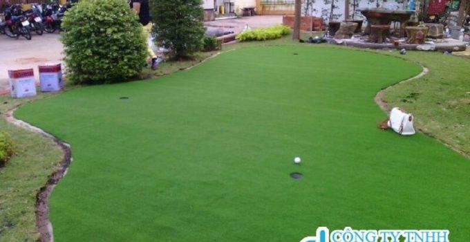 Cỏ nhân tạo sân Golf LH51AT