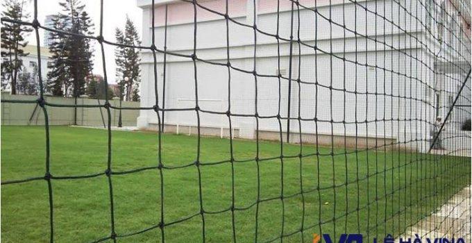 Lưới chắn sân bóng đá, Công ty Lê Hà Vina, Lưới, Lưới bao quanh sân bóng, Lưới sân bóng đá