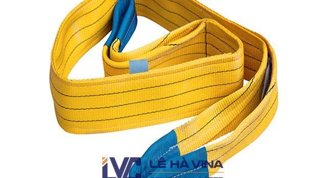 Dây bẹ cẩu hàng, sử dụng dây bẹ cẩu hàng, Lê Hà Vina, mua dây bẹ cẩu hàng, cáp thép, cáp vải