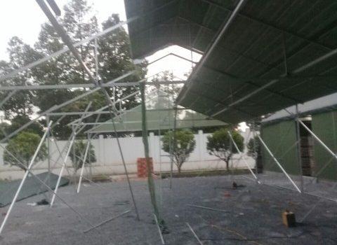 Lưới che chắn côn trùng, kỹ thuật nuôi trồng nấm linh chi, sử dụng lưới chắn cho khu vực nuôi trồng, lưới che nắng, mua lưới tại Lê Hà Vina, mua lưới che chắn