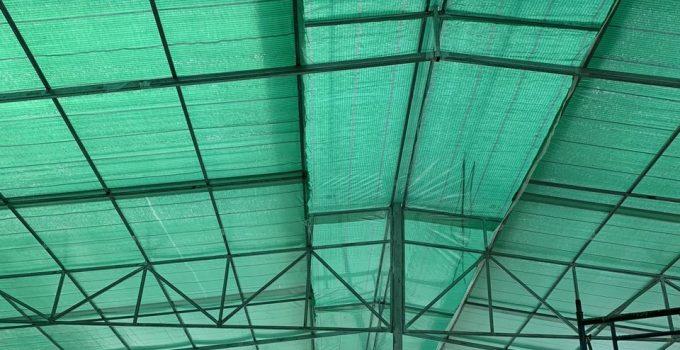 Lưới che nắng hoa Hướng Dương, Cáp bọc nhựa, Lưới che nắng, địa chỉ cung cấp lưới che nắng, lưới che nắng, mua lưới che nắng cho vườn lan